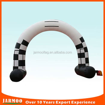Inflatable Arch For Promotion, Advertising Giant Inflatable Giraffe