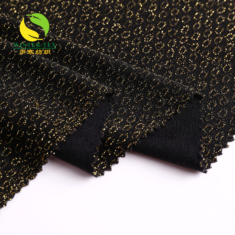 Wholesale cheap jersey fabric for dress spandex nylon fabric price per meter