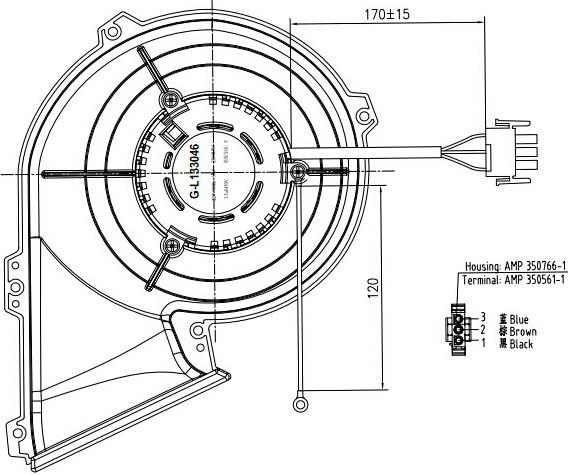 Ifb Washing Machine Spare Parts Fan Blower Buy Ifb Washing On Ifb