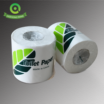 Ultrasoft Promotional Custom 10 Rolls per Bag Toilet Paper