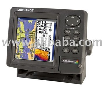 Lowrance Lms-525c Gps Fish Finder Chart Plotter Colour - Buy Fishing  Product on Alibaba com