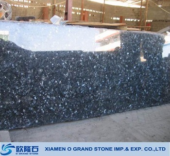 All Size Available Blue Pearl Laminate Countertops Blue Granite Countertop