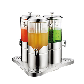 Commercial 21L Plastic Cold Beverage Dispenser Machine