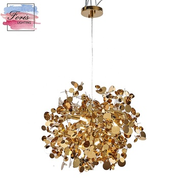 Chandelier pendant light for designer art deco for home Decor creative Chandelier fancy hanging pendant light