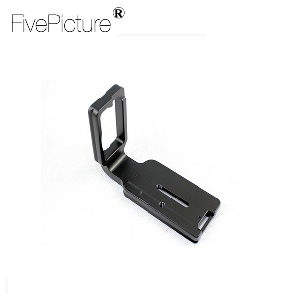 Photographic Equipment Accessories L Type Custom Tripod Quick Release Plate for Nikon D800 D800E camera