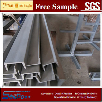 Extruded Stainless Steel Channel Beam / Channel Steel / U-steel ...