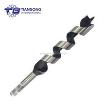 TG Tools through the nail auger drill bit
