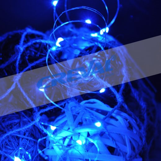 Battery powered Led String Light, Led Light Blub, Copper Wire String Light