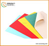 fabric felt with sticker back/self-adhesive felt/felt sheet