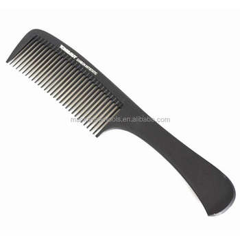 Barber Hair Cutting Comb Personalized Carbon Teeth Combs