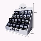 2018 New Tabletop Cardboard Eyelash Extensions Case Tray Display
