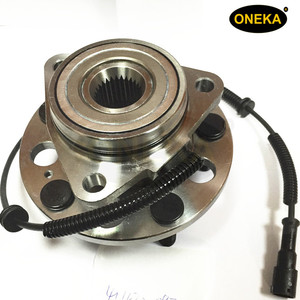 [ONEKA] 4142009705 Genuine ONEKA Front Hub Assy Wheel Bearings for Ssangyong REXTON KYRON D27 AWD 41420-09705