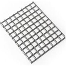 high quality epoxy galvanized coated welded wire mesh
