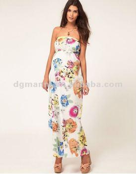 8930c845c0f08 Floral Print Maternity Evening Maxi Dress - Buy Maternity Evening ...