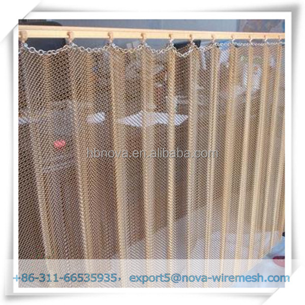 Decoration wire mesh / Metal curtain