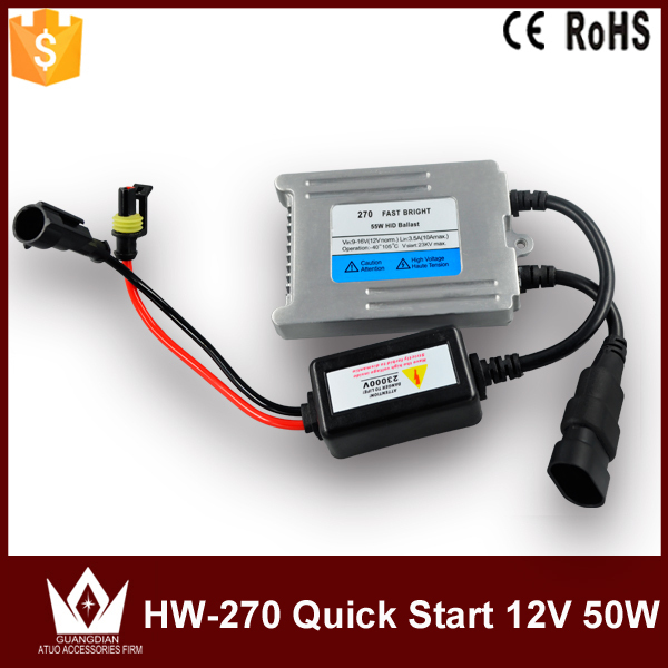 lightpoint Sliver fast start 12V 50W hid slim ballast Auto Vision Xenon HID kit  sc 1 st  Alibaba & Buy Cheap China 50w hid slim ballast Products Find China 50w hid ...