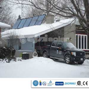 Resistance To Wind And Snow High Efficiency Heat Pipe Solar Power Syatem