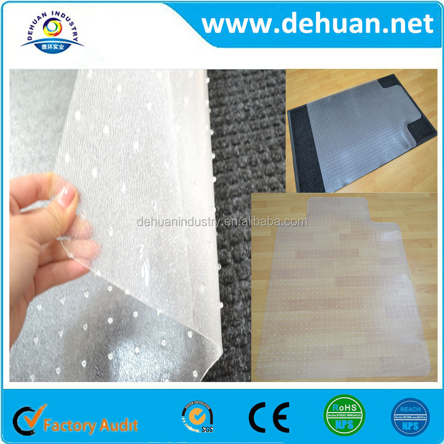 Eco-friendly Custom Pvc Floor Mats With Different Shapes & Sizes