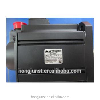 850W Mitsubishi low speed / rpm servo motor HC-SF81 / HC-SF81K