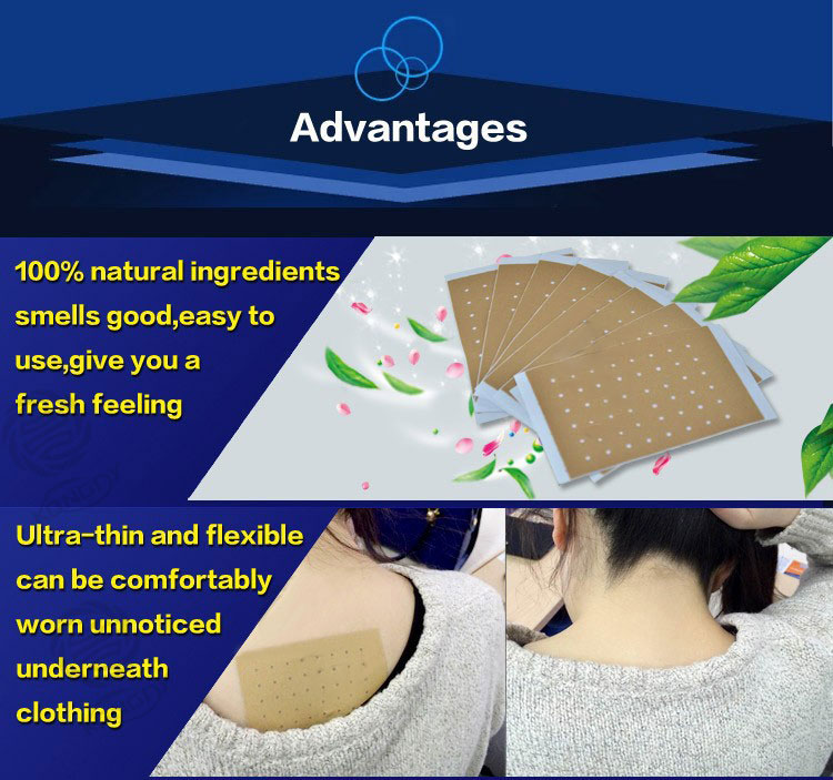 KONGDY back pain  relief patch for muscle and joint pain patches