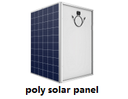 Sistema de painel de garagem solar de venda direta do fabricante chinês para uso doméstico / comercial / industrial