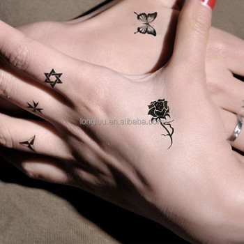 Star Butterfly Kittenreligious Symbolswaterproof Character Tattoo