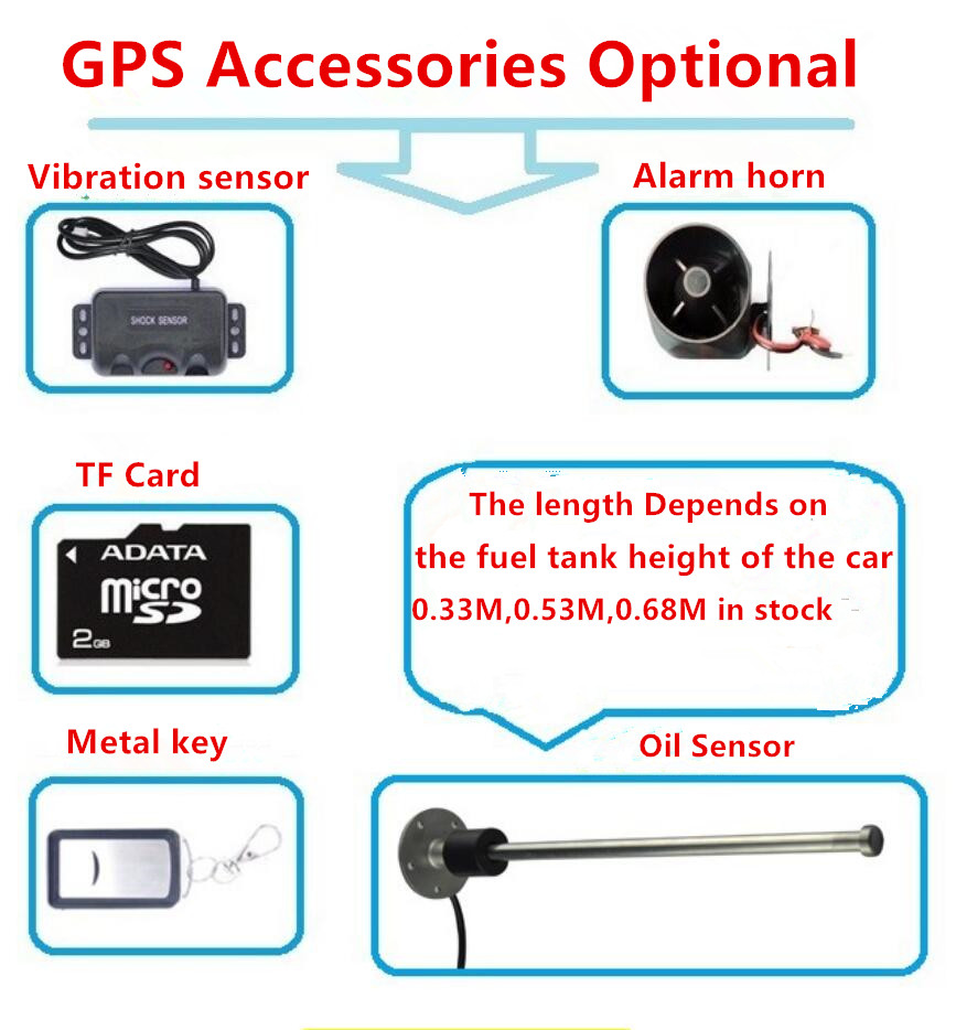 TK303G waterproof GPS car tracker with free tracking software