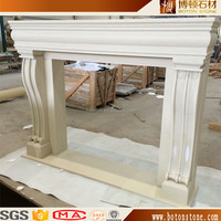natural stone Moulding Decorative Fireplace Surrounds