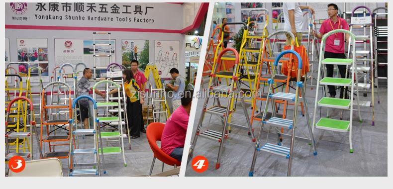 Polder Ultra Light Aluminum 3 Step Ladder Buy Aluminum