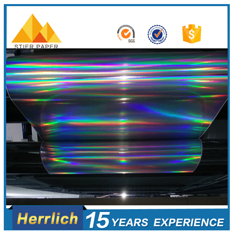 Wholesales Color Holographic Laser Paper For Laber Printing
