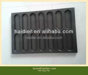 Equipment For Bakery Used Bread Trays Customized Disposable Pizza Pan