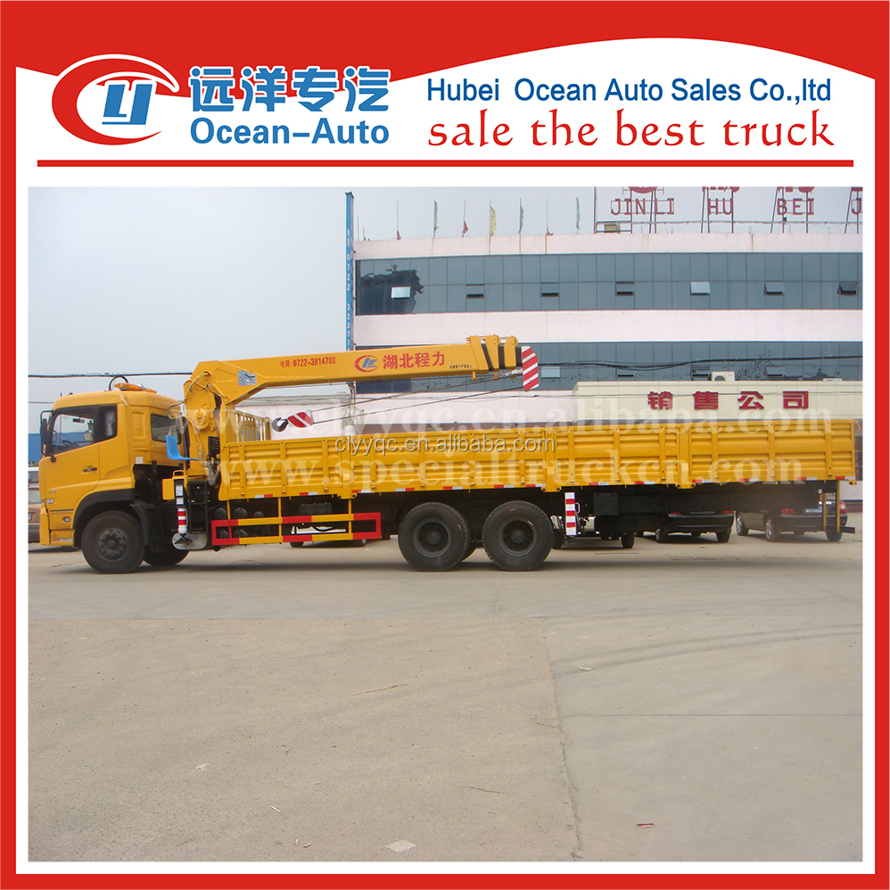 10000 kg dongfeng kingland lorry truck hydraulic crane vehicle trucks for sale buy 10000 kg. Black Bedroom Furniture Sets. Home Design Ideas