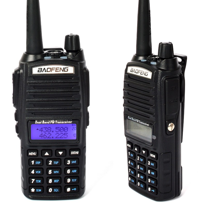 Dual Band Baofeng Radio Walkie Talkie Baofeng UV-82 For Sale