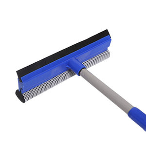 Wide telescopic handles blade glass squeegee window cleaning