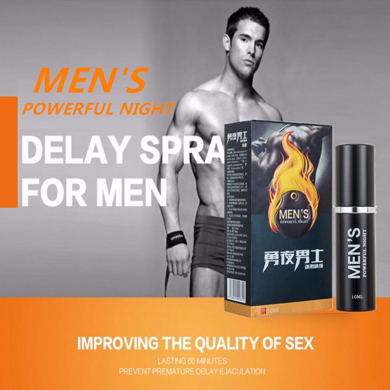 Sex Delay Spray for man Penis Enlargement Long Time Sex Spray
