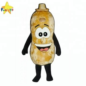Funtoys Vegetable Potato Mascot Costume Cartoon Character