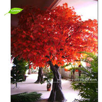 GNW BTR1086 Wholesale High quality Artificial Red maple tree