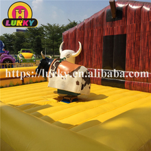 Most Popular Machine Rodeo Bull,Inflatable Rodeo Bull Riding Machine,Custom Inflatable Mechanical Bull For Sale