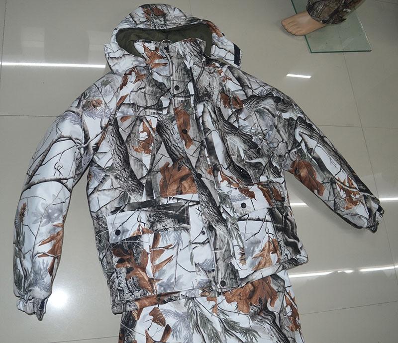 Tissu De Camouflage De Neige Hiver V 234 Tements De Chasse