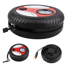 Car Styling Inflatable Pump 12V 260PSI Mini Portable Balls/Rubber Boat/Bike/Car Air Compressor Tire Electric Inflater Auto Pumps