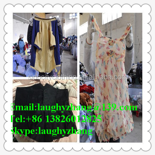 top brand second hand clothing ladies used shoes bags women fashion wear