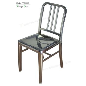 Triumph Navi Edelstahl Regelmäßige Modell Stuhl/metall Küche Stuhl ...