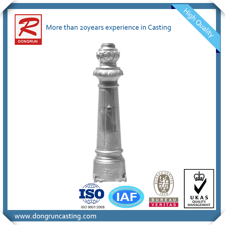 Cast Aluminum Bollards China Reliable Supplier