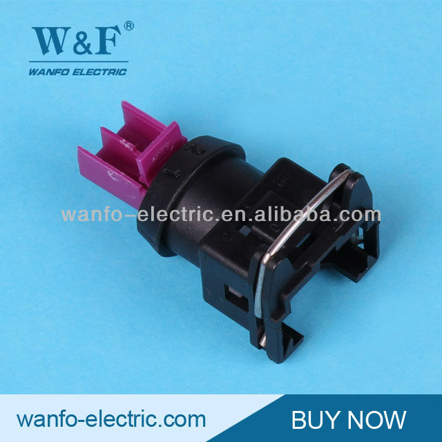 DJ7027H-3.5-21 female black connectors