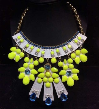 Alibaba Express Hot Jewelry Trendy Hot New Jewelry Designers Neon