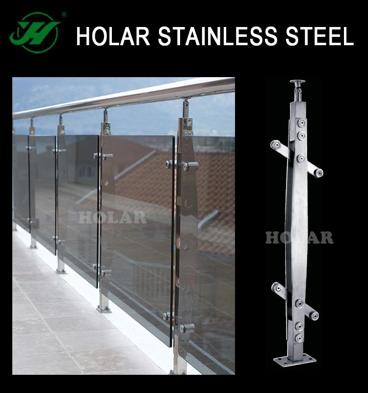 Holar Inox 304 316 Stainless Steel Handrail Balustrade