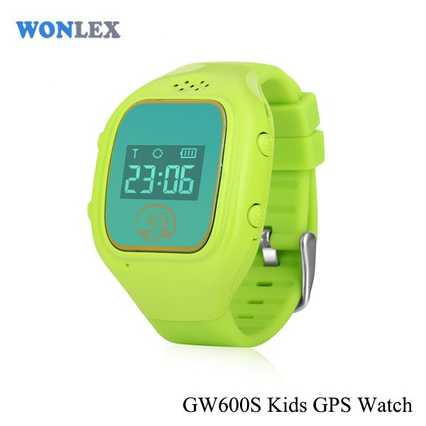 Wholesale price long battery life 2G kids smart watch with sos for children