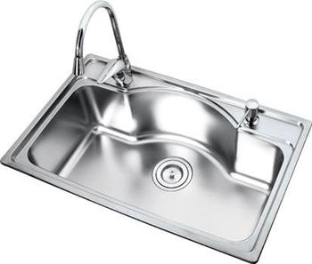 B6945 Hot Kitchen Sink Prices In Dubai Supplier Overflow Factory