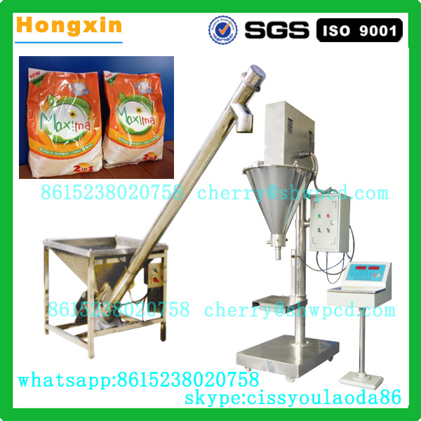 High accuracy powder filling machines auger fillers/powder bag filling sealing packaging machine