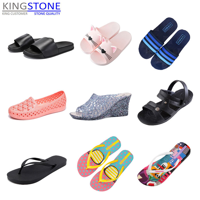 Plastic Slippers Manufacturing Machine